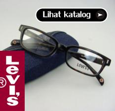 Jual Frame Kacamata LEVIS Paling Dicari