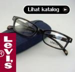 Kacamata Merk LEVIS